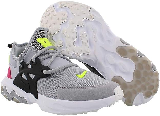 NIKE React Presto (GS), Zapatillas de Atletismo para Hombre: Amazon.es: Zapatos y complementos