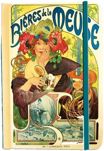Fridolin 68056 ok Mucha Bieres de la Meuse Address Book