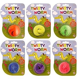 magic wiggly wriggler worm amazon co uk toys games