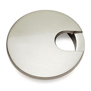Amazoncom Cosmas 50203SN Satin Nickel 212 Two Piece Zinc