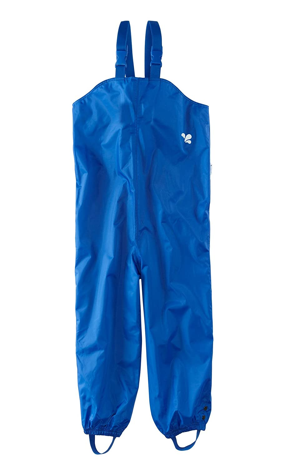 Muddy Puddles Childrens Waterproof Dungarees - Royal Blue Protective kids overalls rainwear PUDROYAL