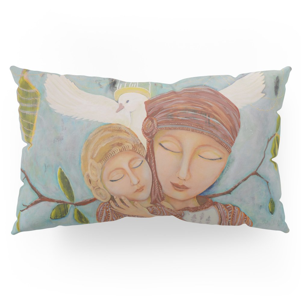 Society6 ''Eternal Love'' Pillow Sham King (20'' x 36'') Set of 2
