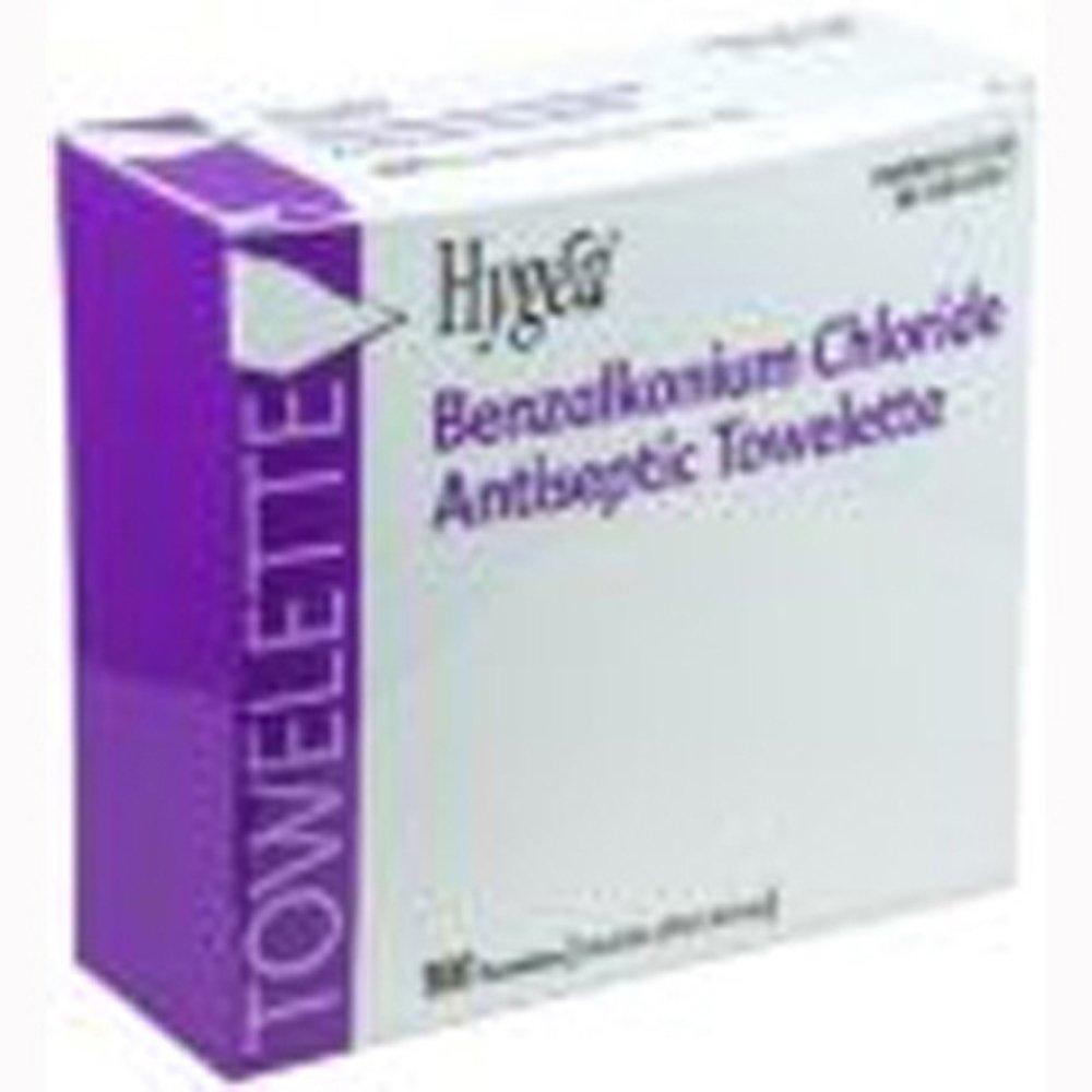 Professional Disposables D35185 HygeaAntiseptic Towelette-2000/Case