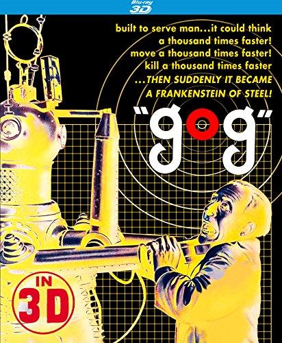 Gog  3 D   1954   Blu Ray