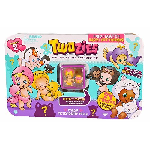 Twozies Season 2 Mega Friendship Pack