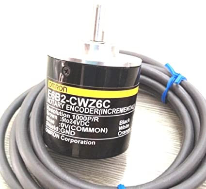 Image result for Encoder Omron E6B2-CWZ6C