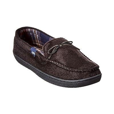 Jachs Men's Craftsman Moccasin Slipper: Clothing