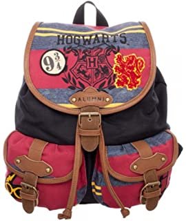 c545082305 Harry Potter Hogwarts Alumni Knapsack Backpack 14 x 18in