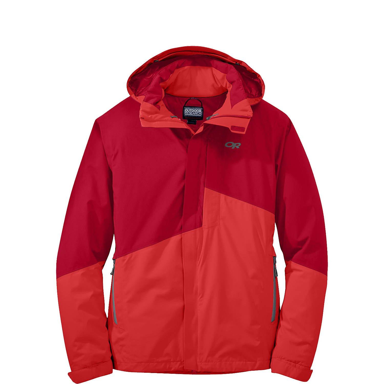 アウトドアリサーチ アウター ジャケット&ブルゾン Offchute Jacket Agate/Hot [並行輸入品] B072MM46RF