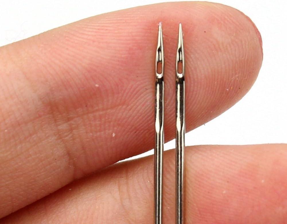 Hohe Qualit/ät 6 Langlebige doppelte-Twin-Nadeln Pins N/ähmaschine Zubeh/ör