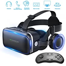 3d Glasses Virtual Reality Headset - What Should I Get My Boyfriend For Christmas