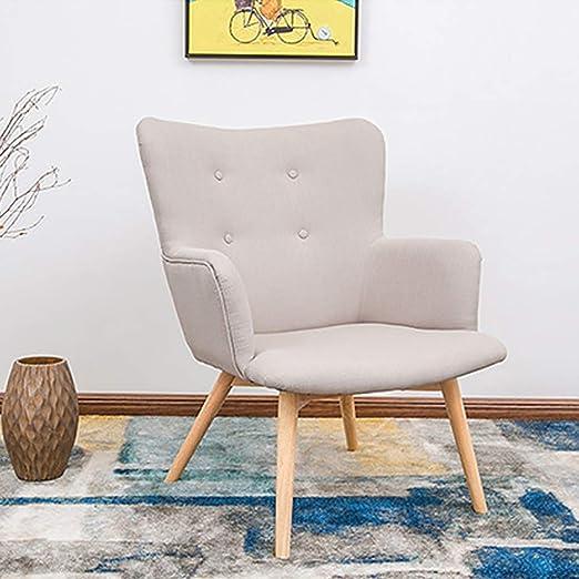 JIAJU Muebles Modernos Acento Sillas para Sala de Estar Sofá ...