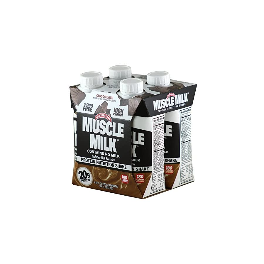 CytoSport Muscle Milk Ready to Drink Shake