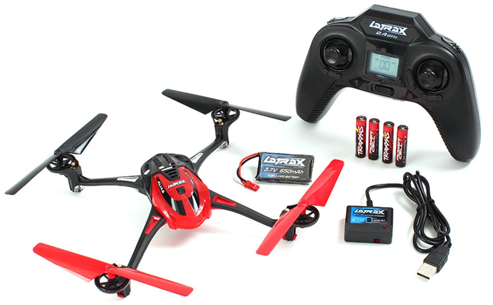 Traxxas 6608 LaTrax Alias Toy Drone Review