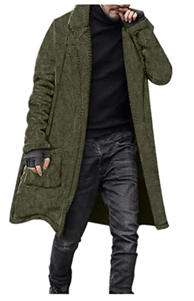 Amazon.com: Hemlock - Chaqueta para hombre, abrigo para ...