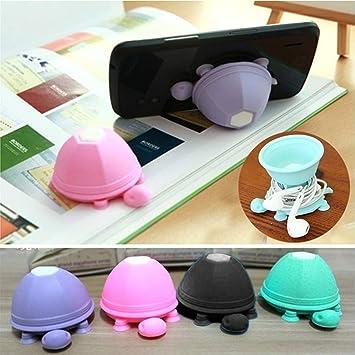 AMIUBO Dedos para Smartphone (Phone Soportes con Auriculares ...