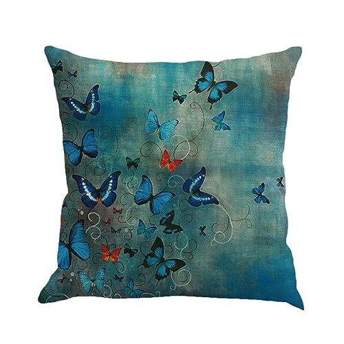 Cubierta de almohada de estampado de mariposas,Subfamily ...