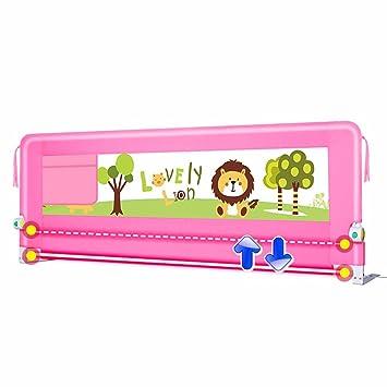 Zx Bed Guardrail Kinderbett Zaun Baby Drop Schutz Grosse Bett Baffle