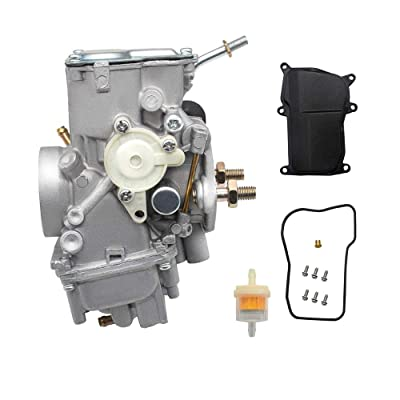 PUCKY Carburetor YFM350 Carb for Yamaha Warrior 350 1999-2004 Carb: Automotive