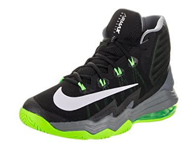 Nike Air Max Audacity 2016 Men's shoes Black/White/Cool Grey/Electric Green