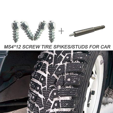 200pcs 12 mm carburo Tire studs/picos para neumáticos/studs/tornillo montantes de