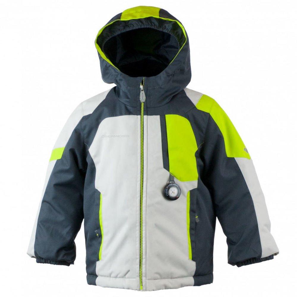 Obermeyer Kids  Baby Boy's Scout Jacket (Toddler/Little Kids/Big Kids) Fog 3T