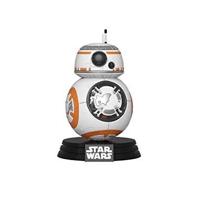 Funko Pop! Star Wars: Episode 9, Rise of Skywalker - BB-8: Toys & Games