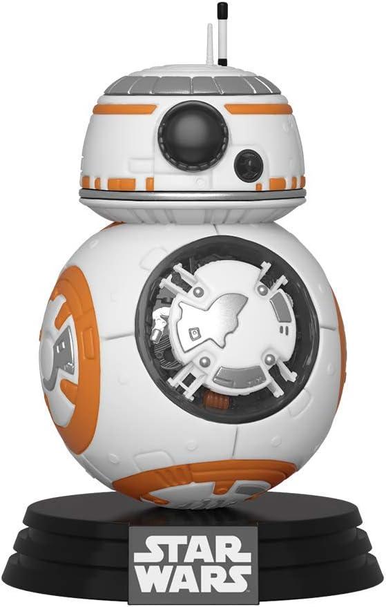 Amazon Com Funko Pop Star Wars Episode 9 Rise Of Skywalker Bb 8 Toys Games