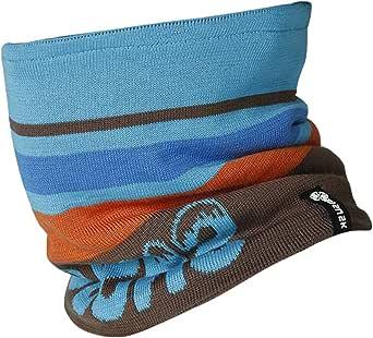 Bigood Women Men Multifunction Knit Beanie Hat Ski Cap Neckerchief Neck Warmer