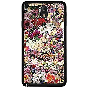 Garden of Colorful Flowers Hard Snap on Phone Case (Note 3 III)