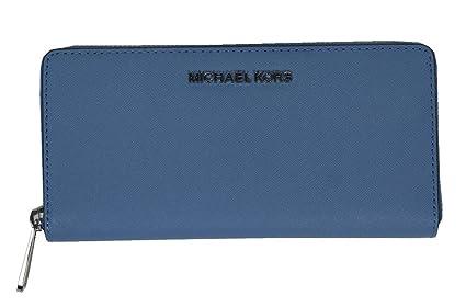 Michael Kors - Monedero, Color Azul: Amazon.es: Equipaje
