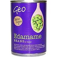 Geo | Edamame Beans in Water | 4 x 400g
