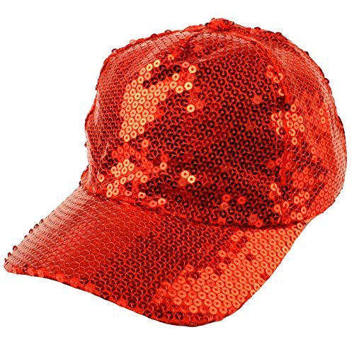 Red Cap Clothing (SK Hat shop Men's 3819-Red, Red, One Size)