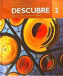 Descubre 2 Answer Key (2): Donley Blanco: 9781600072895: Amazon com