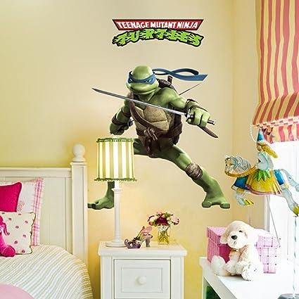 Amazon.com: HEYEJET Teenage Mutant Ninja Turtle Boy Child ...