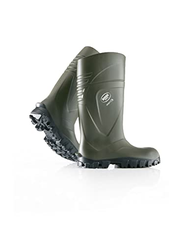 Bekina Steplite X Full Safety Wellington Boots Wellies Welly Green  Insulated S5 (UK 4) f3826d82e437