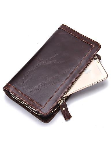 Men's Accessories Mens Soft High Quality Luxury Black Leather Wallet Credit Card Holder 188 Elegant Shape