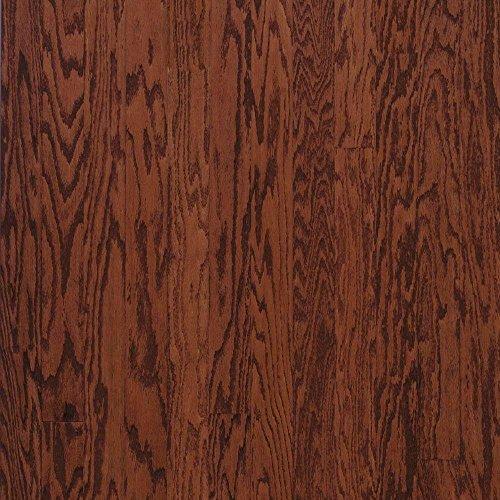 Bruce Oak Cherry 3/8 in. Thick x 3 in. Wide x Random Length Engineered Hardwood Flooring (30 sq. ft./case) (Engineered Oak Cherry)