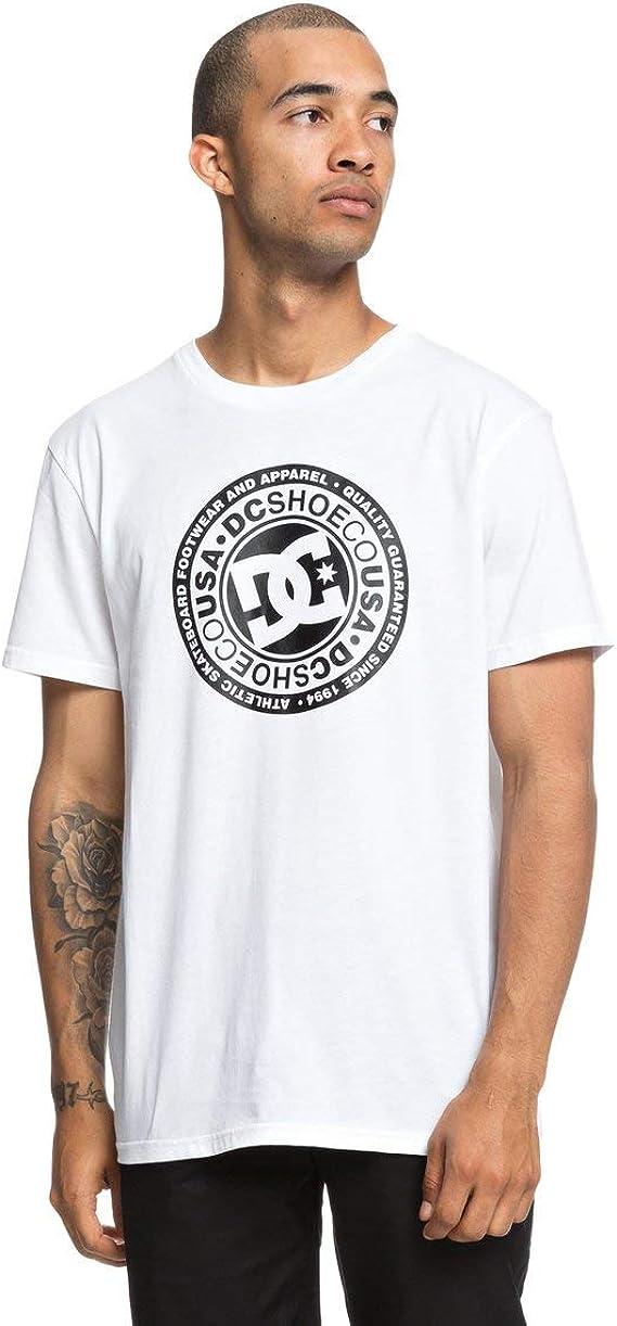 DC Shoes Circle Star Camiseta Hombre