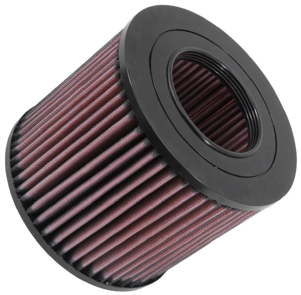 K&N Engine Air Filter: High Performance, Premium, Washable, Replacement Filter: Fits 1988-2007 ISUZU/HOLDEN/TOYOTA (Alterra, Rodeo, Jackaroo, Land Cruiser Prado, Hilux), E-2023