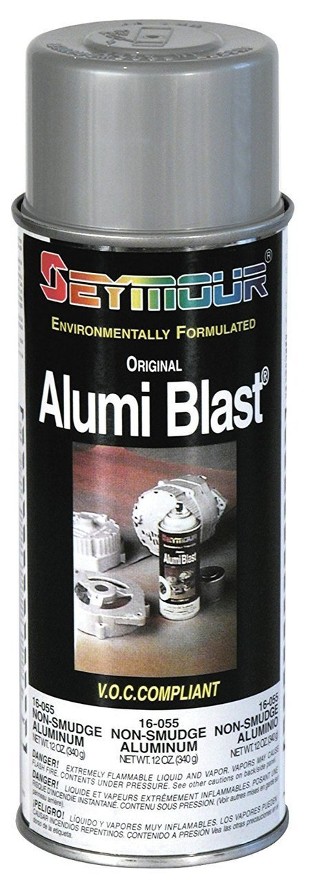 Seymour 16-055 Paint (Blast Products AlumiBlast)