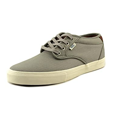 b49664aa2f3 Vans Chima Estate Pro Herringbone Light Grey Men s Skate Shoes Size 6.5