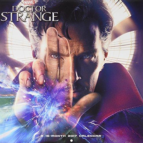 Doctor Strange 2017 Calendar