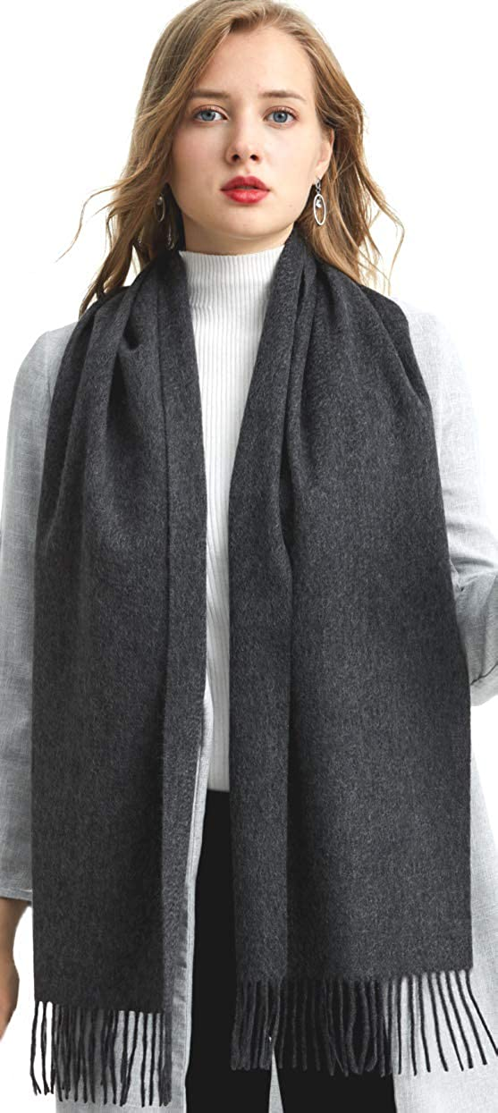 Cashmere Long Scarf...