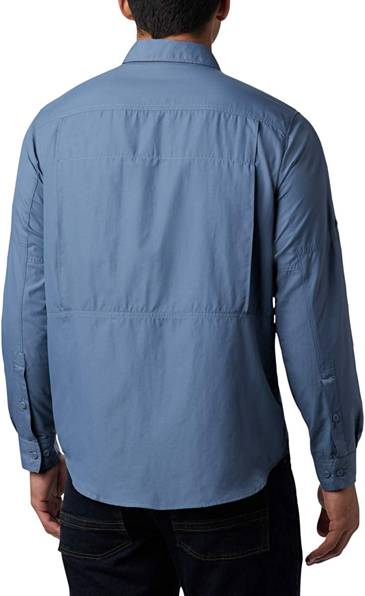 Columbia Mens Silver Ridge2.0 Long Sleeve Shirt