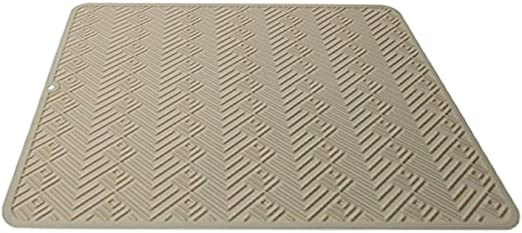 Insulation Mat Anti-slip Placemats Heat Resistant Table Protector Pad Silicone