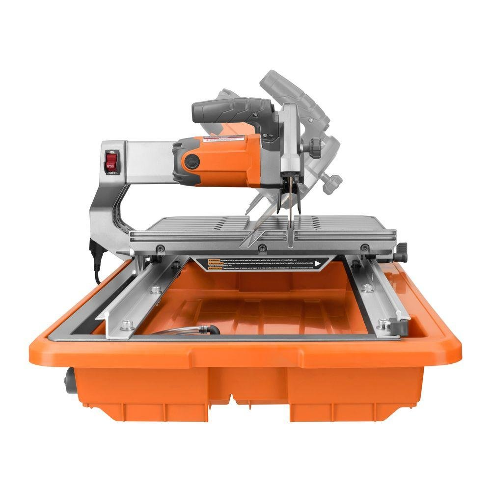 Rigid Tile Saw w/Stand