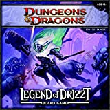Wizards of the Coast Dungeons & Dragons: The Legend of Drizzt Board Game