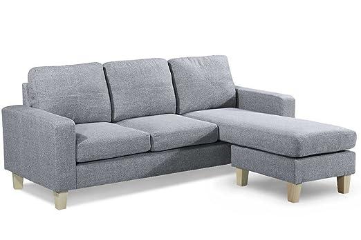 DreamGirl Sueño almacén Relax sofá de Esquina en Forma de L ...