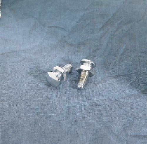 Mustang Seat Mounting Bolts/Nuts 78028